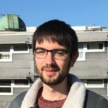 This image shows Joshua Black
